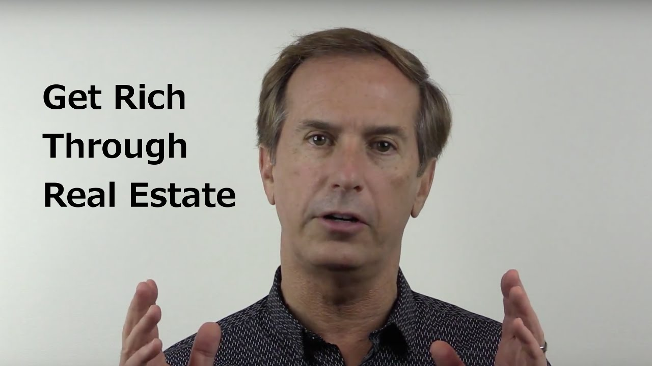 How to get rich real estate clients